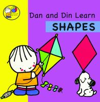 Dan and Din Learn Shapes