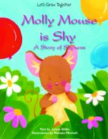Molly Mouse Is Shy