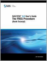 SAS/STAT 9.2 User's Guide