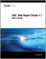 SAS Web Report Studio 4.3