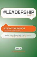 #Leadershiptweet