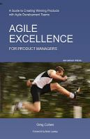 Agile Excellence for Product Managers
