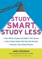 Study Smart, Study Less