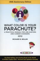 What Color Is your Parachute?, 2012