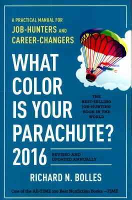 Cover image for What Color Is your Parachute?