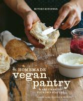 The Homemade Vegan Pantry