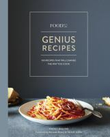 Genius Recipes
