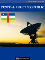 Central African Republic Media, Internet & Telecommunications Complete Profile