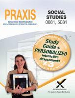 Praxis Social Studies 0081, 5081