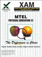 MTEL Physical Education 22