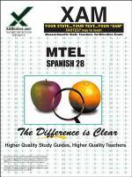 Spanish Teacher Certification Exam