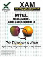 Middle School Mathematics/science