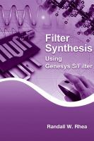 Filter Synthesis Using Genesys S/Filter