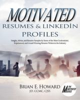 Motivated Resumes And LinkedIn Profiles