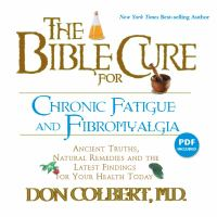 The Bible Cure for Chronic Fatigue and Fibromyalgia