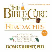 The Bible Cure for Headaches