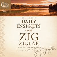 The One Year Daily Insights With Zig Ziglar
