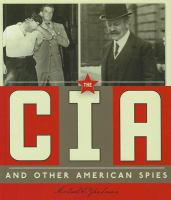 The CIA and Other American Spies