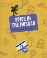 Spies in the Mossad