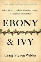 Ebony and Ivy