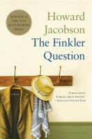 Media Cover for The Finkler Question