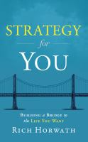 Strategy for You