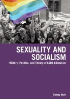 Sexuality And Socialism