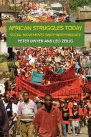 African Struggles Today