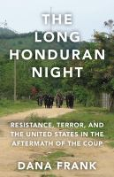 The Long Honduran Night