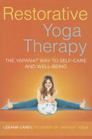 Restorative Yoga Therapy