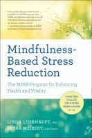 Mindfulness-based Stress Reduction