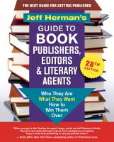 Jeff Herman's Guide to Book Publishers, Editors, & Literary Agents