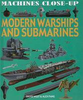 Modern Warships & Submarines