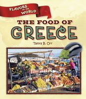 The Food of Greece