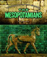 The Mesopotamians