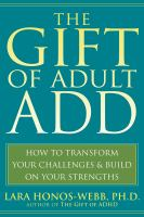 Gift Of Adult ADD