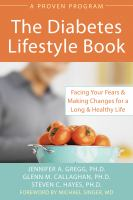 Diabetes Lifestyle Book