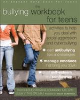 The Bullying Workbook for Teens