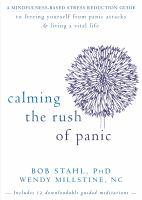 Calming the Rush of Panic