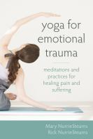 Yoga for Emotional Trauma