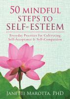 50 Mindful Steps to Self-esteem