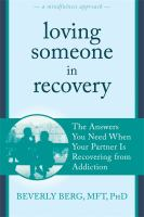 Loving Someone in Recovery
