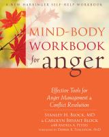 Mind-body Workbook for Anger