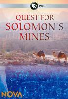 Quest for Solomon's Mines