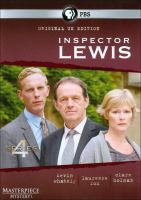 INSPECTOR LEWIS SERIES 4 (DVD)