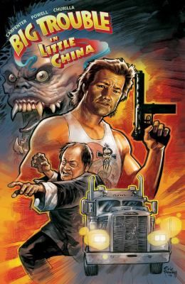 Big trouble in Little China Volume one The hell of Midnight Road & the ghosts of storms