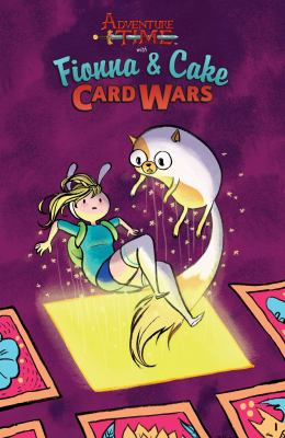 Cover image for Adventure Time With Fionna & Cake