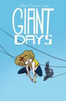 GIANT DAYS VOL. 3 [graphic Novel]