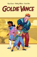 Cover of Goldie Vance Volume 1