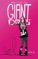 GIANT DAYS VOL. 4 [graphic Novel]